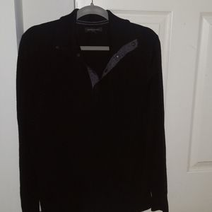 Like new! Black sweater